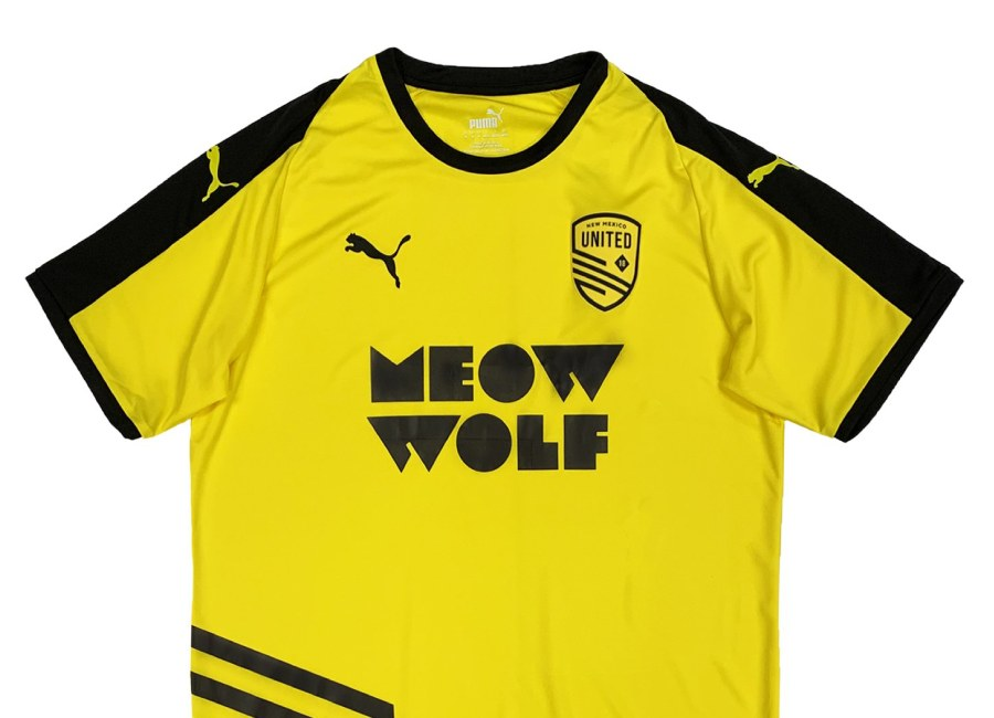 New Mexico United 2020 Puma Away Kit.#NMUnited #SomosUnidos #NewMexicoUnited