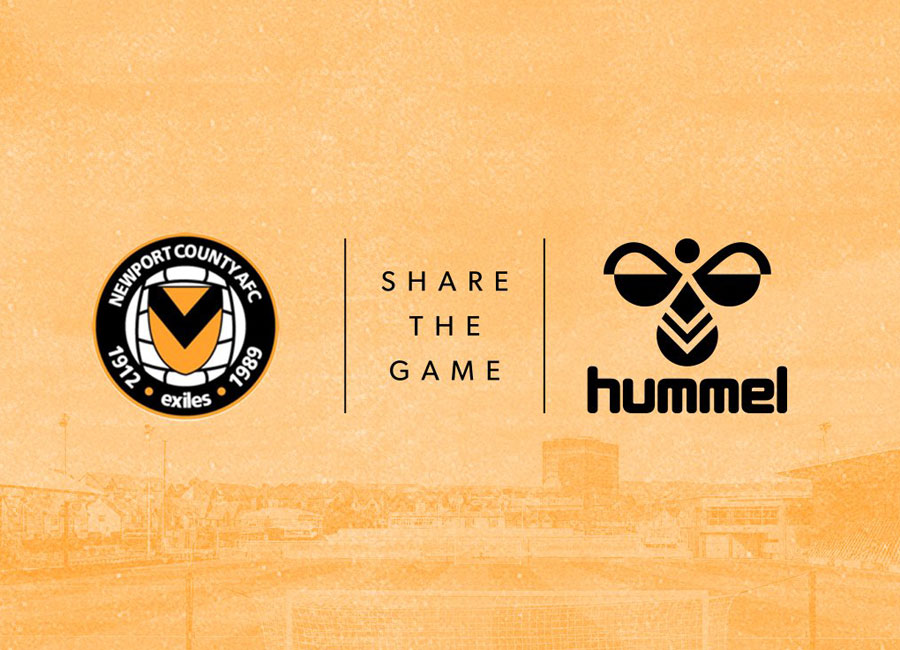 Newport County Announce Hummel Kit Deal #NewportCounty #NewportCountyAFC #NCAFC #ShareTheGame