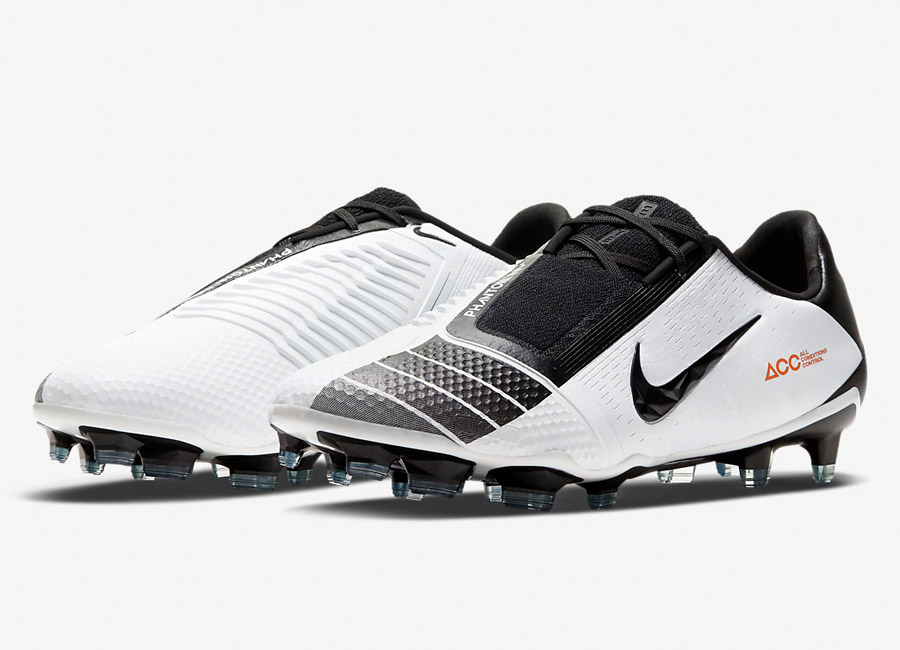 Nike Phantom Venom Elite FG Future DNA - White / Chile Red / Black #footballboots #nikefootball #total90