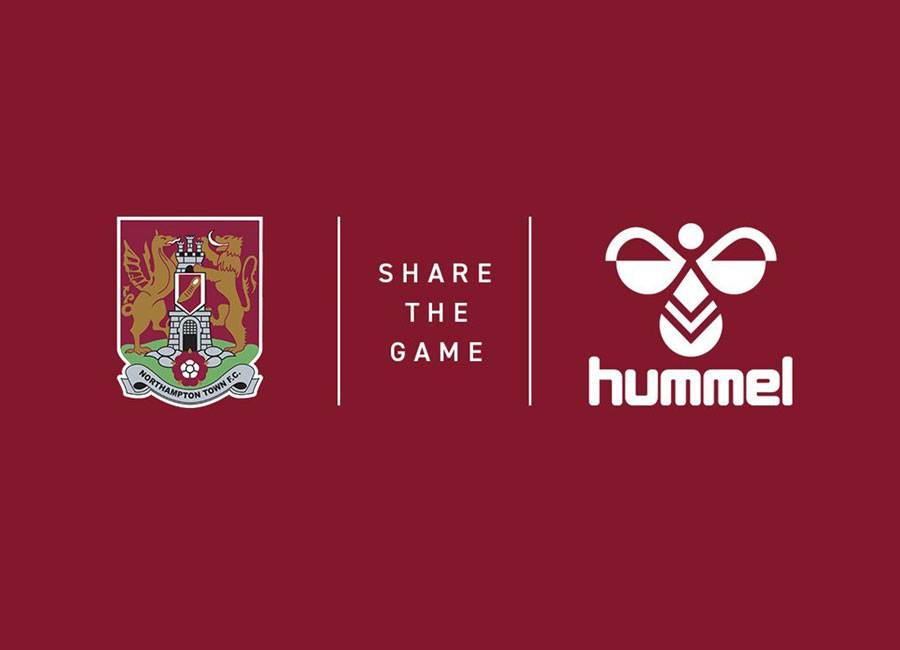 Northampton Town Announce Hummel Kit Deal #NorthamptonTown #ntfc ##ShareTheGame