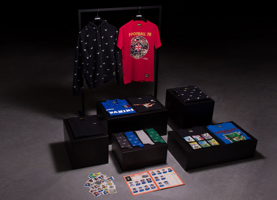 Official Panini X Copa Collection #Panini #paninibooks #paninifootball #copafootball