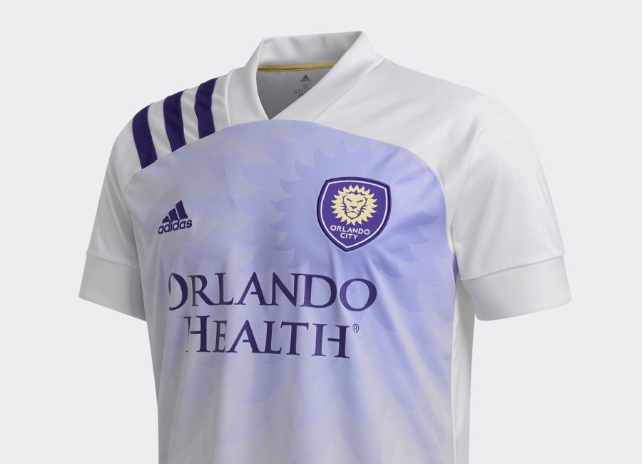 Orlando City 2020-21 Adidas Away Kit #OrlandoCitysc #VamosOrlando #mls #adidasfootball