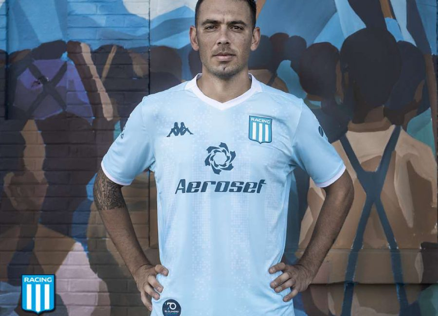 Racing Club 2020 Kappa Third Kit #RacingClub #CunaDelAliento #VamosRacing