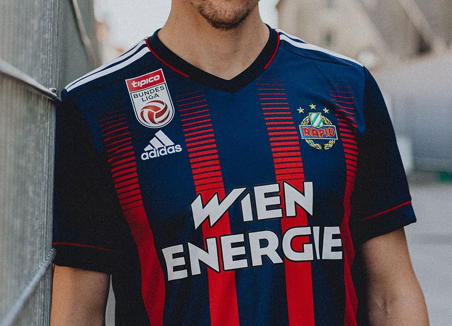 Rapid Wien 2020-21 Adidas Away Kit #RapidWien #skrapid1899 #skrapid #adidasfootball