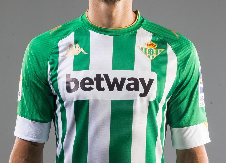 Real Betis 2020-21 Kappa Home Kit | 20/21 Kits | Football shirt blog