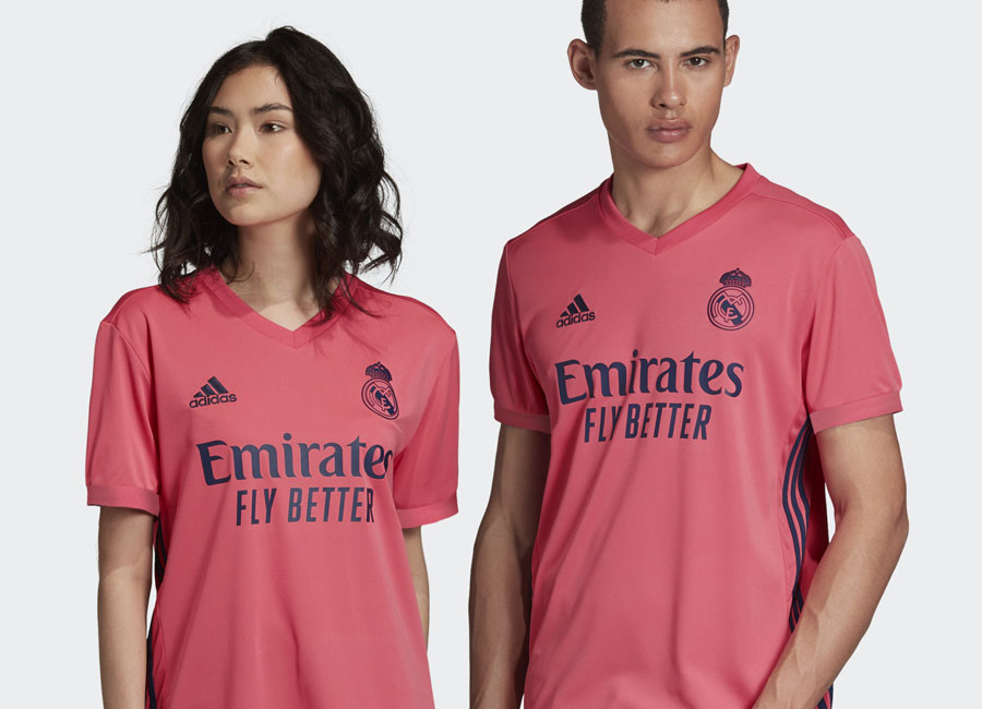 Real Madrid 2020-21 Adidas Away Kit #realmadrid #rmcf #adidasfootball
