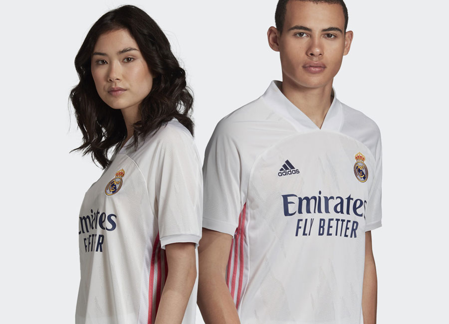 Real Madrid 2020-21 Adidas Home Kit #realmadrid #rmcf #adidasfootball