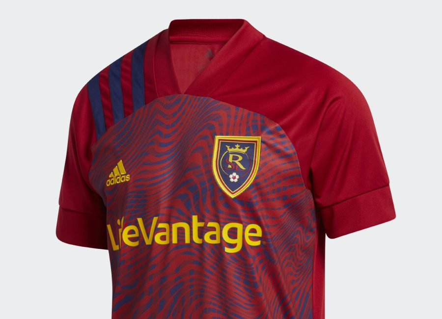 Real Salt Lake 2020-21 Adidas Home Kit #RealSaltLake #RSL #mls #adidasfootball