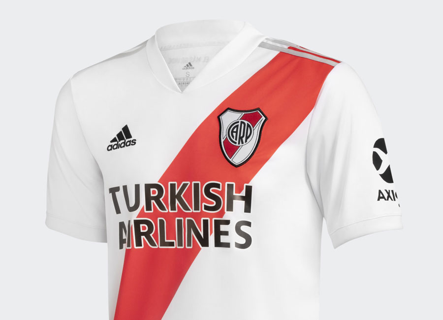 River Plate 2020-21 Adidas Home Kit #RiverPlate #creadoconadidas #VamosRiver #adidasfootball