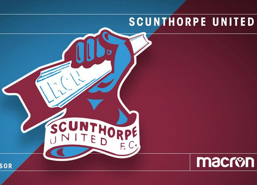 Scunthorpe United Announce Macron Kit Deal #ScunthorpeUnited #macronsports #ScunthorpeUnitedfc