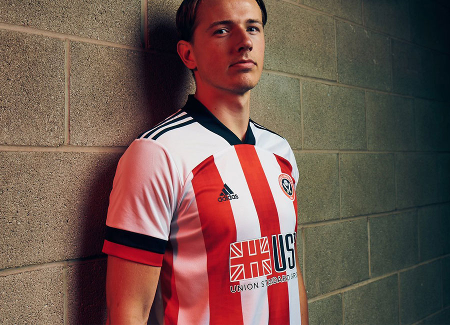 Sheffield United 2020-21 Adidas Home Kit #SheffieldUnited #sufc #adidasfootball