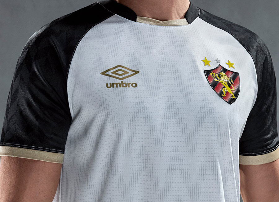 Sport Recife 2020-21 Umbro Home Shirt #SportRecife #LeãoDeMantoNovo #umbro
