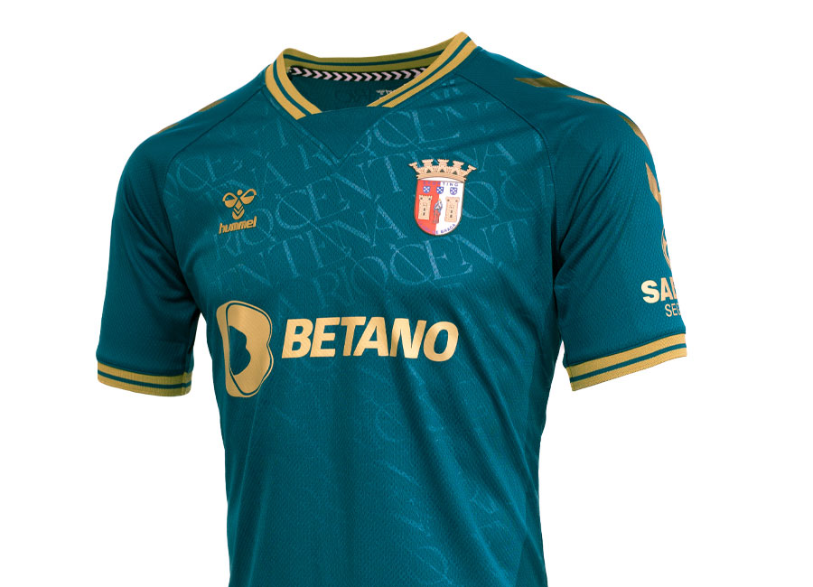 Sporting Braga 2020-21 Hummel Away Kit #SportingBraga #SCBraga