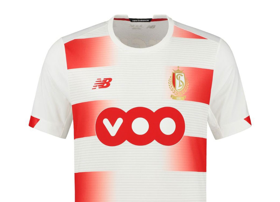 Standard Liège 2020-21 New Balance Away Kit #StandardLiège #RSCL #nbfootball