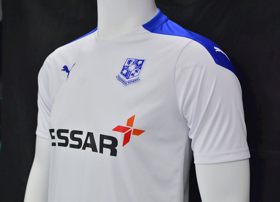Tranmere Rovers 2020-21 Puma Home Kit #TranmereRovers #trfc #pumafootball