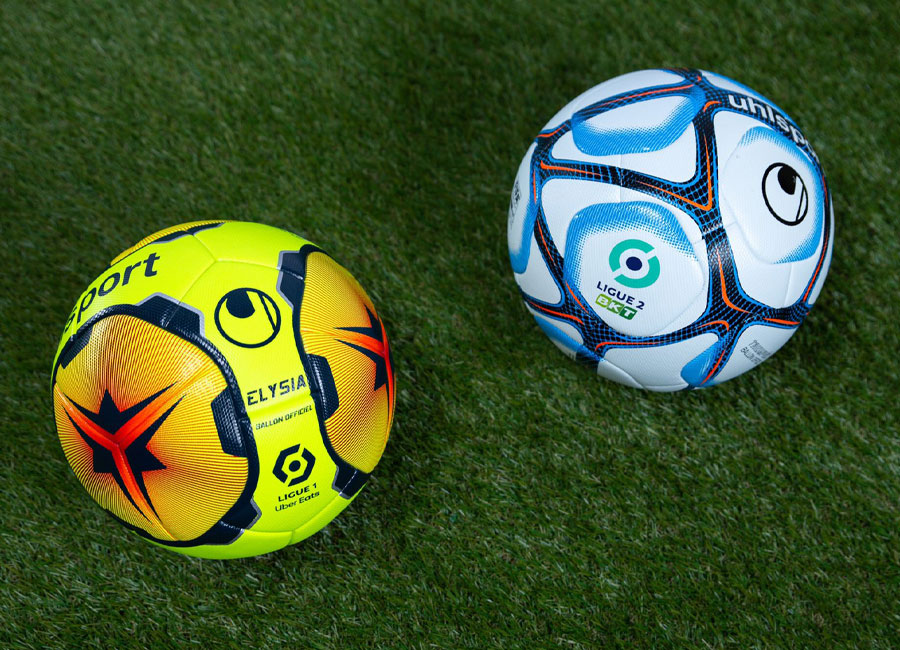 Uhlsport 2020-21 Ligue 1 & 2 Match Balls #Elysia #Triompheo #uhlsport