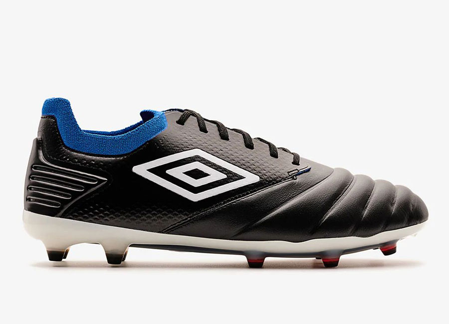 Umbro Tocco Pro FG - Black / White / Blue