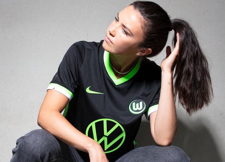 VFL Wolfsburg 2020-21 Nike Away Kit   20/21 Kits   Football shirt blog