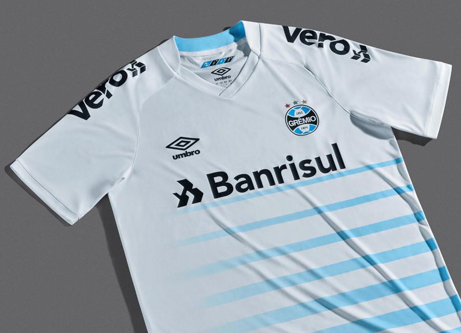 Gremio 2021-22 Umbro Away Shirt | 20/21 Kits | Football shirt blog