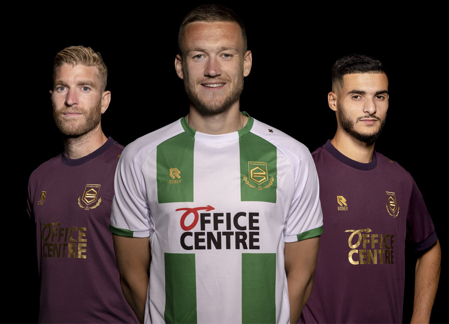 Groningen 2021-22 Robey Home and Away Shirts | 21/22 Kits ...