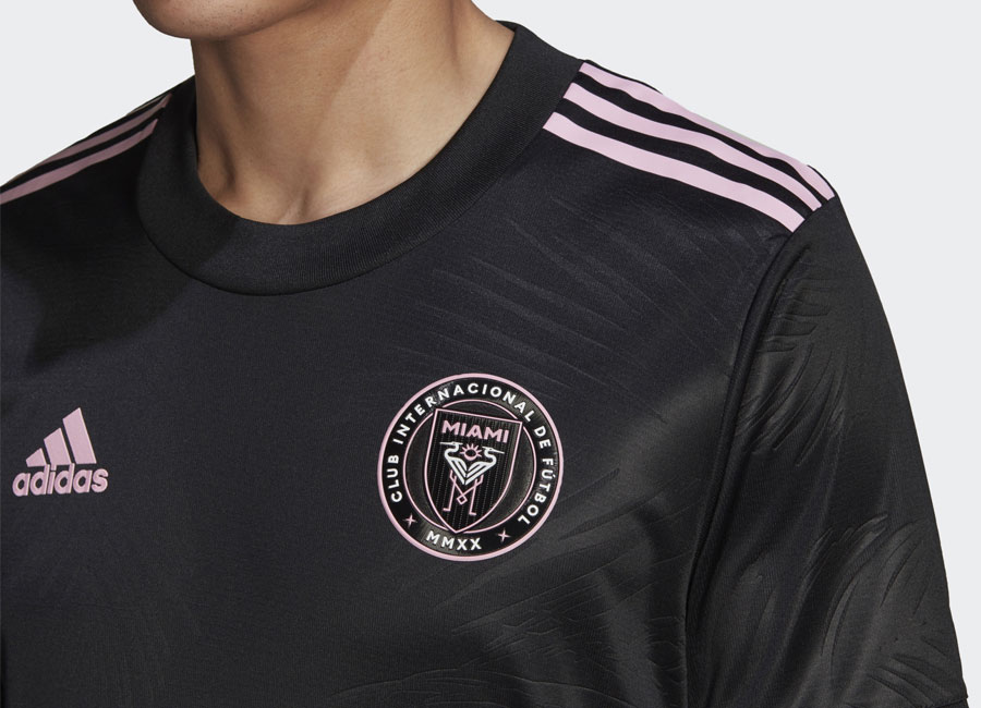 Inter Miami 2021-22 Adidas Away Shirt #InterMiamiCF #mls #adidassoccer #LaPalmaIMCF