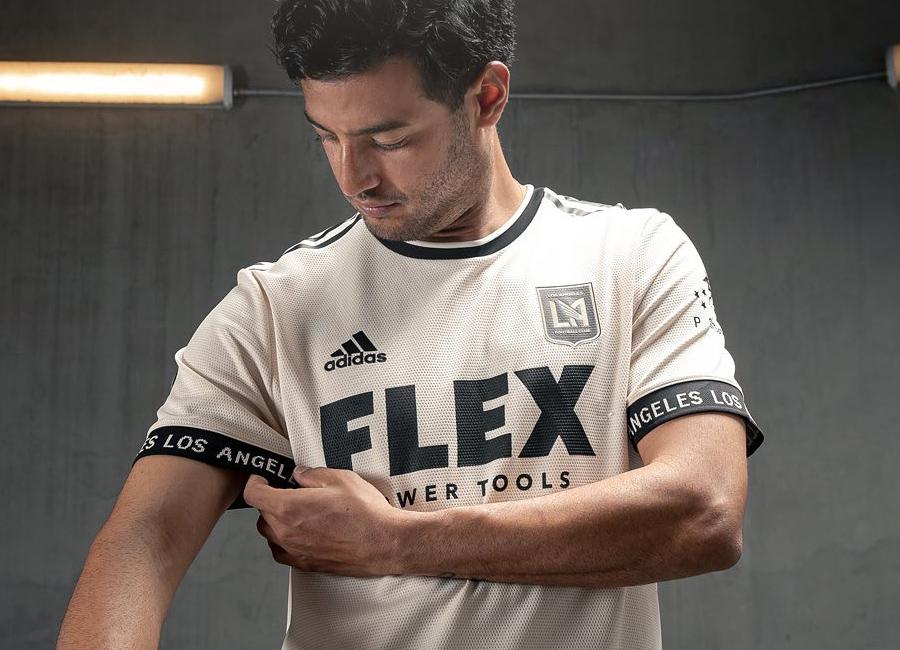 Los Angeles FC 2021-22 Adidas Away Shirt | 20/21 Kits | Football ...