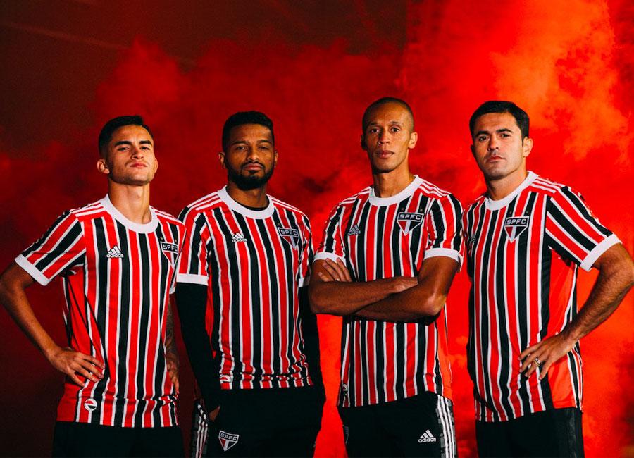 São Paulo 2021-22 Adidas Away Kit | 21/22 Kits | Football shirt blog