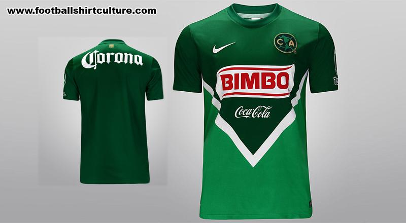 online store 959bf 0ef2e Club América 2014 Nike Special Edition 'Mexico' Football ...