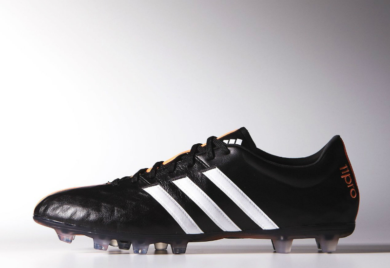 Adidas 11 Pro Fg Boots Core Black Ftwr White Flash Orange
