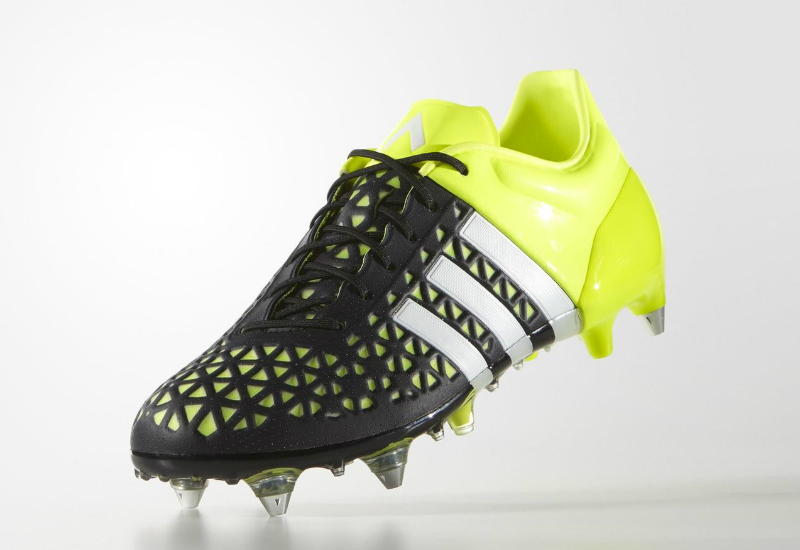 Adidas Ace15 1 Sg Boots Solar Yellow White Core Black