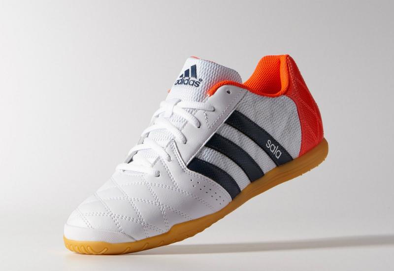Pizza Ruina Tanzania  Adidas Freefootball Supersala Shoes - Core White / Rich Blue / Infrared    Equipment   Football shirt blog