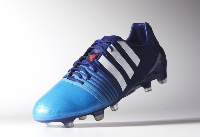 Adidas Nitrocharge 1 Fg Boots Amazon Purple Ftwr White Solar Blue2