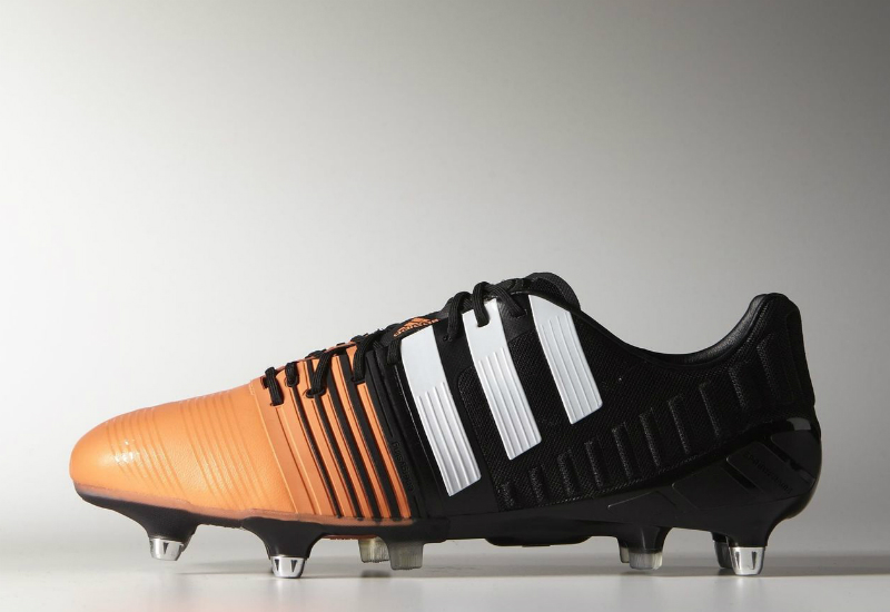 Adidas Nitrocharge 1 Sg Boots Core Black Ftwr White Flash Orange