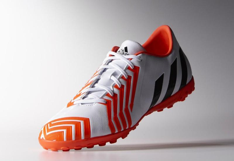 60d9d8202529 Adidas Predator Absolado Instinct TF Shoes - Ftwr White   Core Black    Solar Red