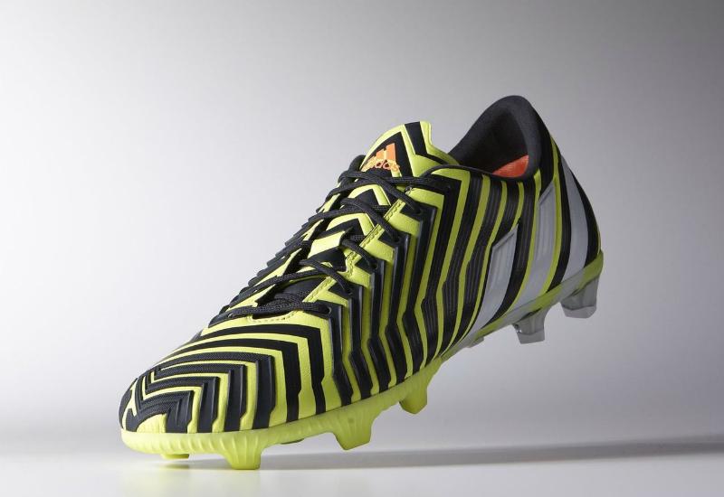 6bdd0d983805 Adidas Predator Instinct FG Boots - Light Flash Yellow S15   Ftwr White    Dark Grey