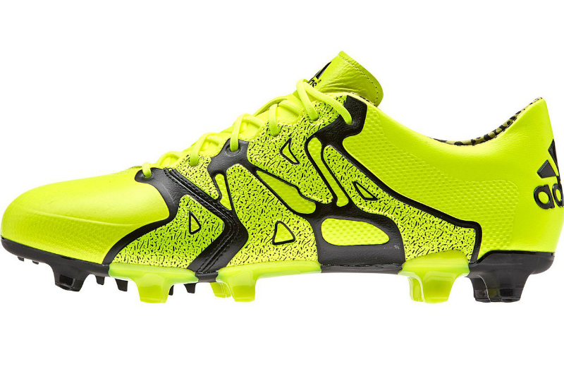 Adidas X15 1 Fg Ag Boots Solar Yellow Solar Yellow Core Black