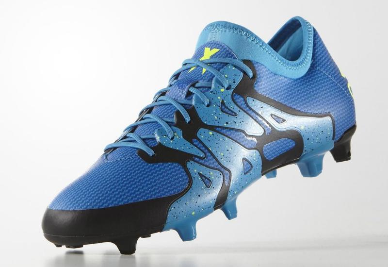 best service be095 7282d Adidas X15.1 Firm/Artificial Ground Boots - Solar Blue ...