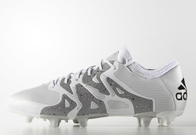 Previous Article Adidas ACE15.1 Firm/Artificial Ground Boots - White /  White / Silver ...