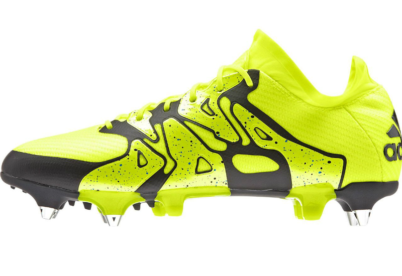 official photos 057c2 1b02a Adidas X15.1 SG Boots - Solar Yellow / Core Black / Frozen ...