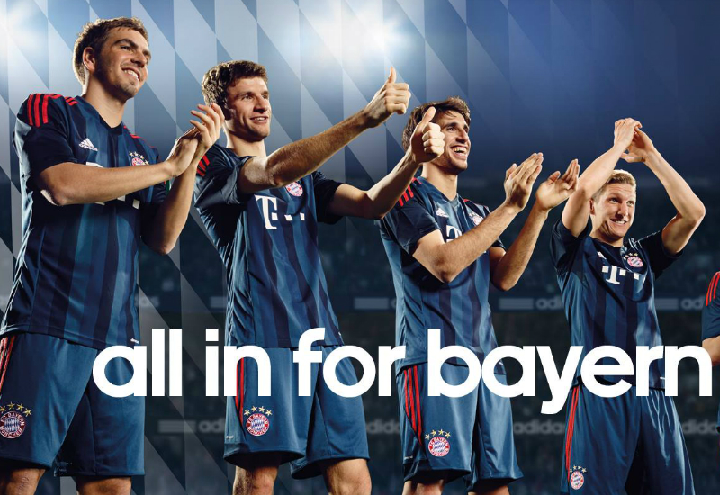Bayern Munich Extend Adidas Kit Deal Until 2030