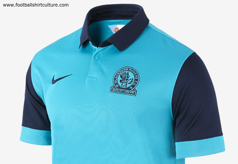 Blackburn Rovers 2014 15 Nike Away Football Shirt