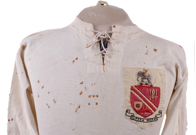 Bolton Wanderers White Horse 1923 Fa Cup Final Shirt