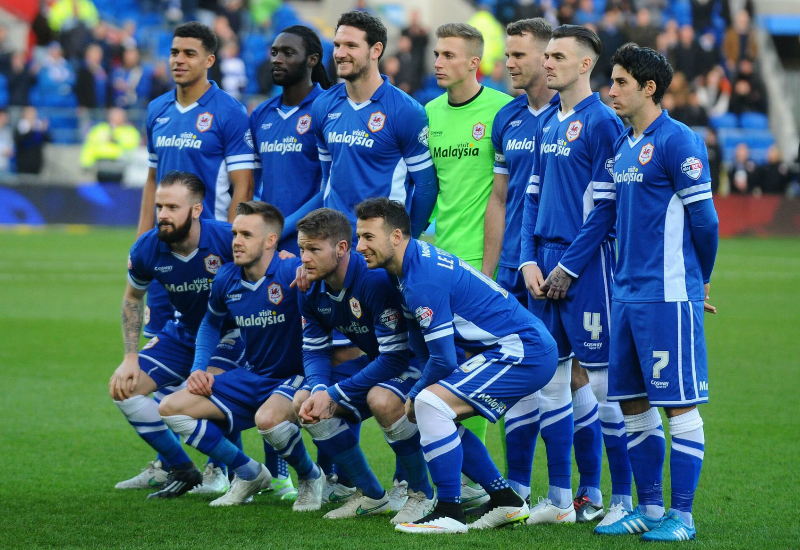 Cardiff City Change Home Kit Colour Back To Blue