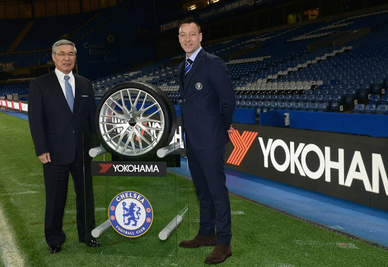 Chelsea Announce Yokohama Shirt Sponsorship Deal