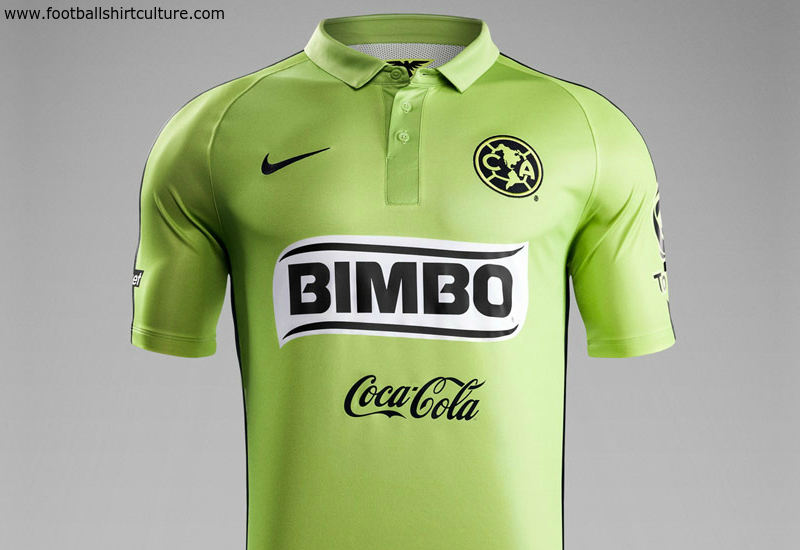 Club America 2015 Nike Third Football Shirt