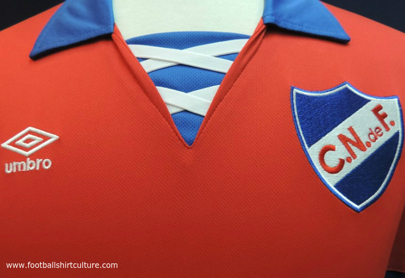 Club Nacional De Football 2014 2015 Umbro Away Kit
