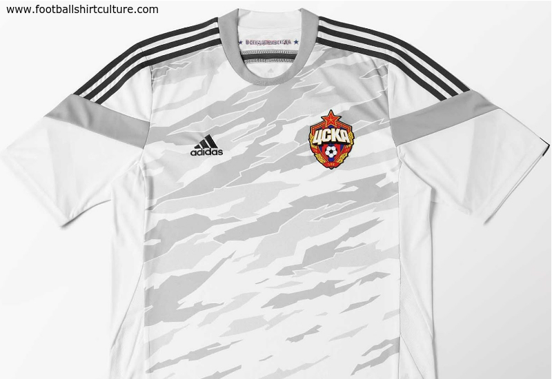 Cska Moscow 2014 15 Adidas Away Football Shirt