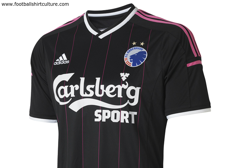 Fc Copenhagen 2014 2015 Adidas Away Football Shirt