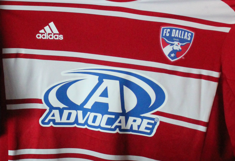 Fc Dallas And Advocare Extend Shirt Sponsor Deal