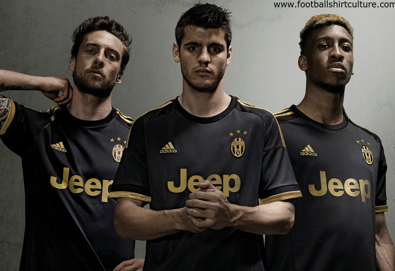 online store 72c09 c3704 Juventus 15/16 Adidas Third Kit | 15/16 Kits | Football ...